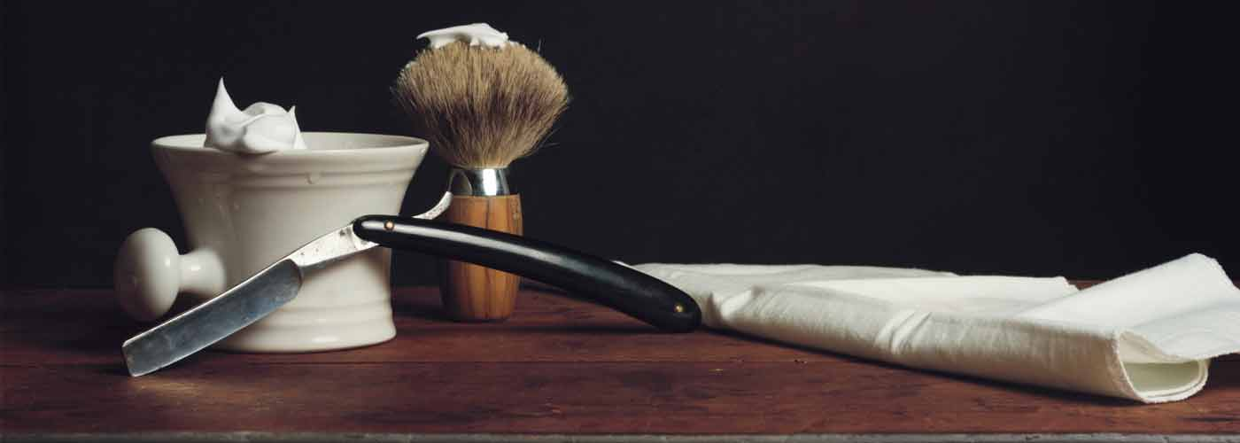 Kensington Barbers Tools